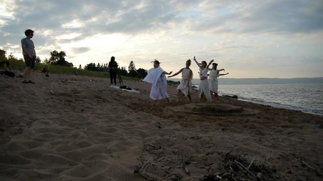 Beach Dance 1