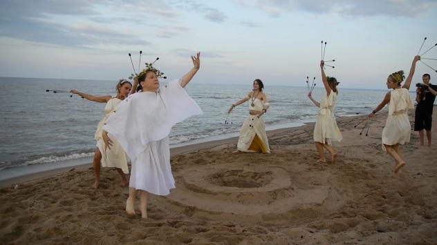 Sacred Well Dance