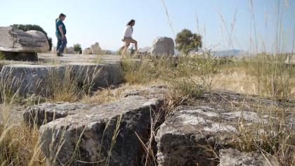 Eleusis Ruins