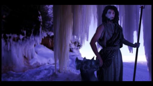 Hades Ice Cave