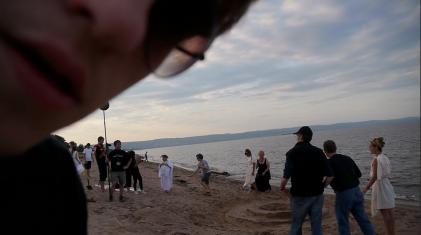 Beach Shoot Crew